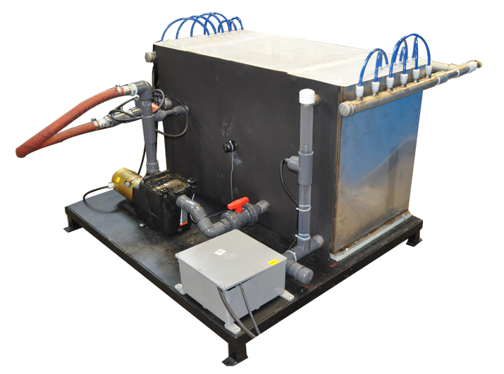 Coolant Chillers : Pump and Tank Systems