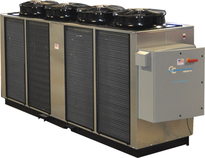 Coolant Chillers : Central Chillers Indoor/Outdoor