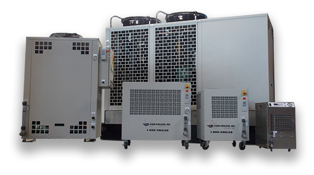 Air Cooled and Water Cooled Chillers