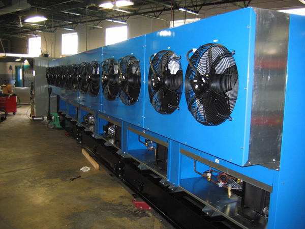 Center Chiller Systems