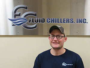 Adam Reader Refrigeration Service Technician